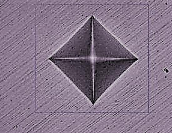 显微维氏硬度检测